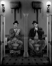 Laurel and Hardy small